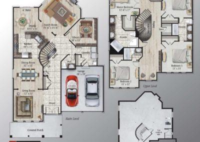 Big Bay Floorplan