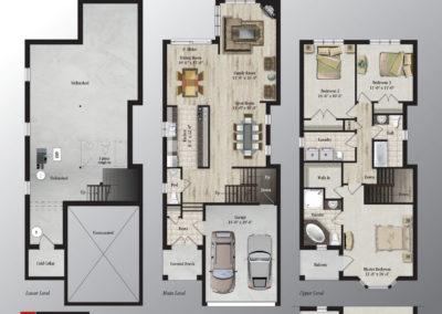 Burlington Floorplan