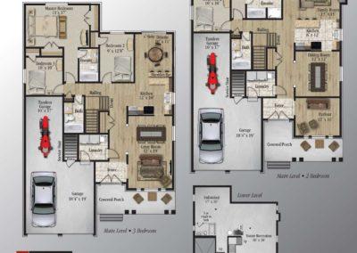 Davenport Floorplan