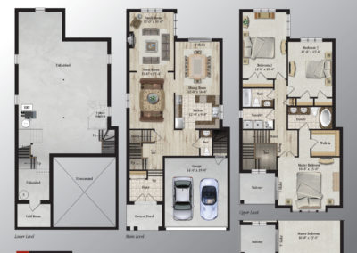 Dorchester Floorplan