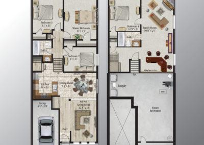 Exeter Floorplan