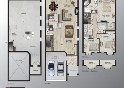 Georgian Floorplan