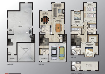 Harrowgate Floorplan
