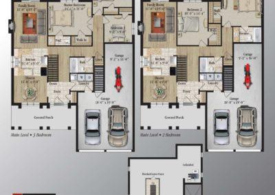 Millbrook Floorplan