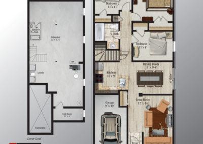 Norwich Floorplan