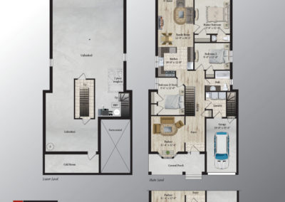 Petersfield Floorplan