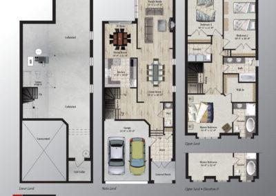 Queensborough Floorplan