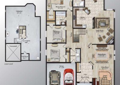 Sudbury Floorplan