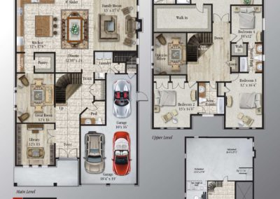 Remington Floorplan